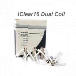 Resistance pour clearomiseur Iclear 16 Innokin