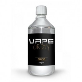 Base 50PG 50VG Vape or Diy 1 litre