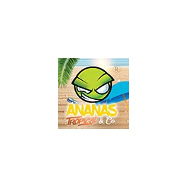 """Ananas-Tropical & Co""  Exo - Arôme Revolute DIY"