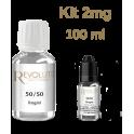 kits TPD-Ready DIY Revolute 2 mg 100 ml