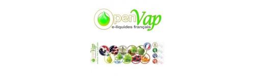 E-liquides OpenVap