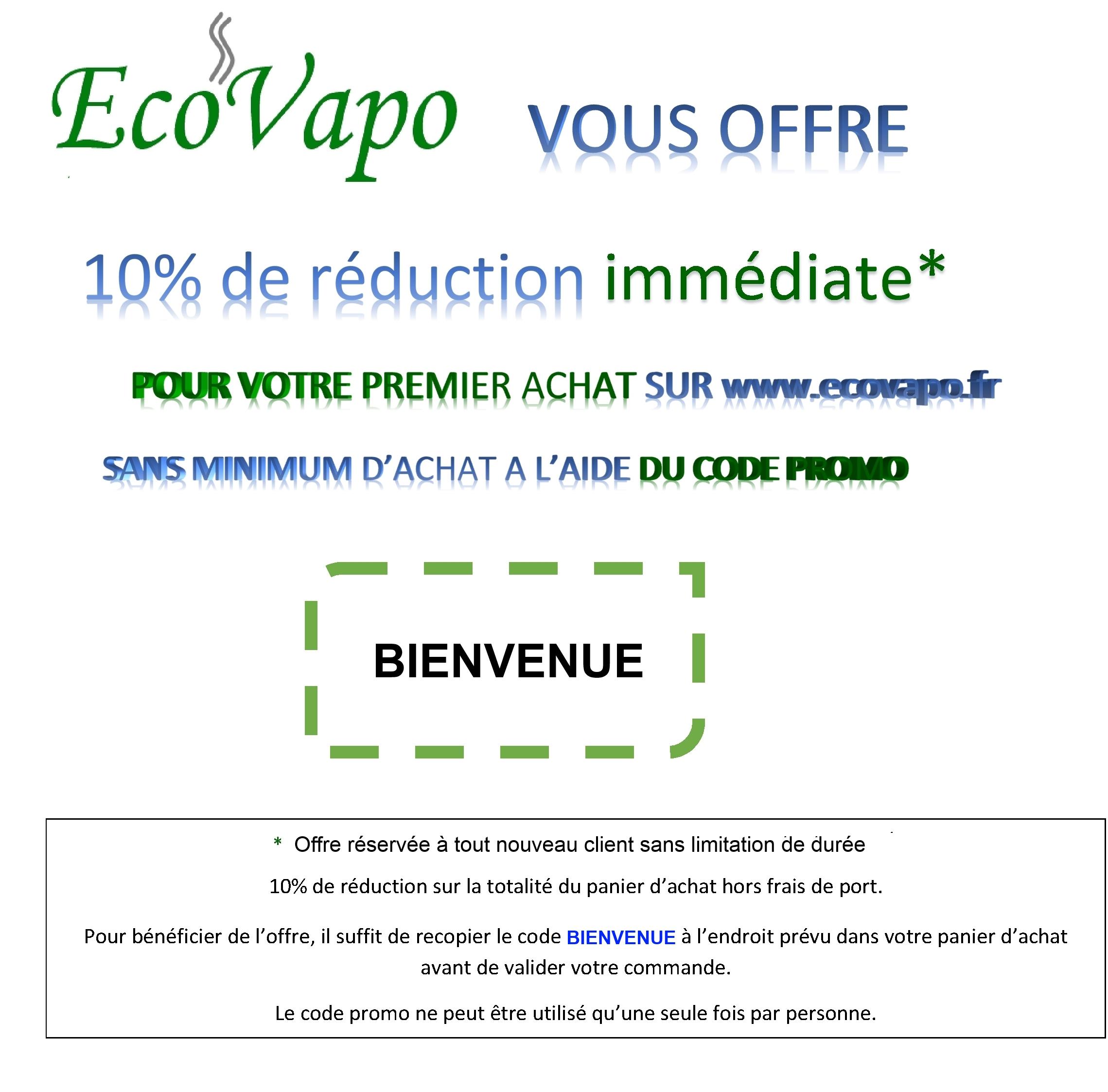 code promo ecovapo.fr